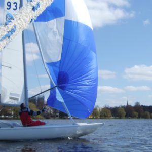 Alster Sailing