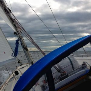 Going upwind