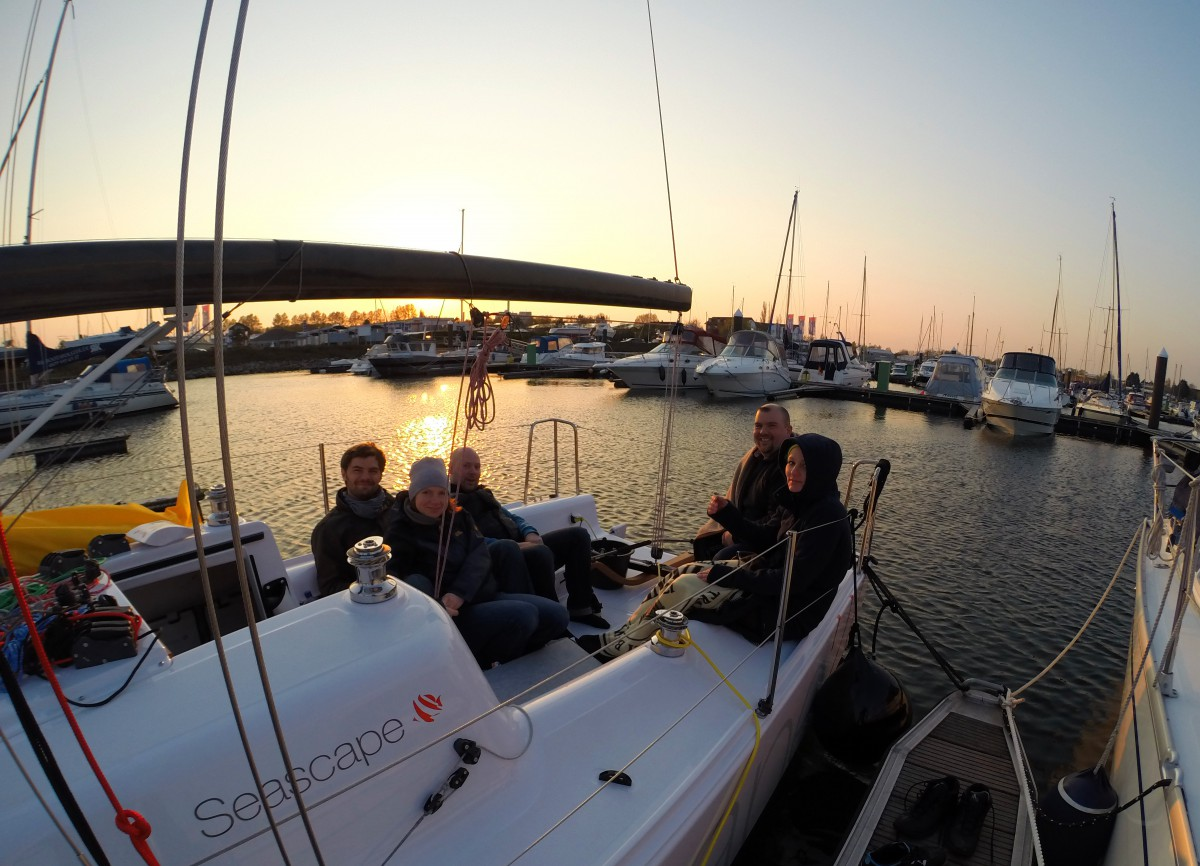 Our Seascape 27 For Sale – Grow Sailing