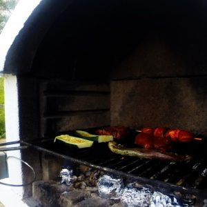 Well deserved barbecue