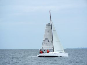 Seascape 27 with 2nd reef