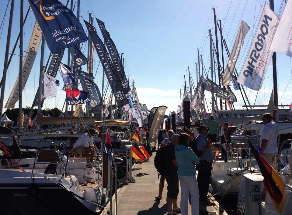 Hanseboot Ancora Boat Show '14