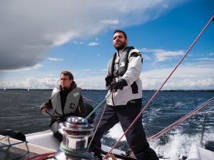 Sailing... who says it no sport?!