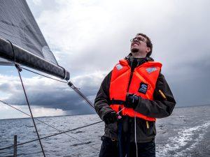 Markus - first time sailor