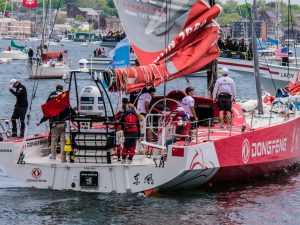 Dongfeng on its way