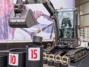 Volvo Digger Challenge