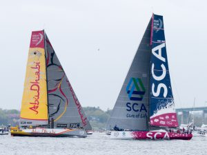 SCA still ahead of Abu Dhabi