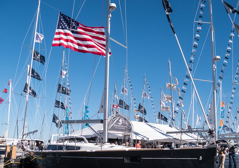 Annapolis Boat Show.